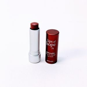 PHILOSOPHY Lips of Hope Hydrating Lipstick FIG